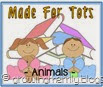 Made For Tots - Animals - English