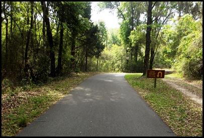 Gainesville to Hawthorn Bike Trail 127