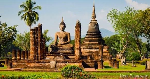 Letak Astronomis dan Kondisi Geografis Thailand