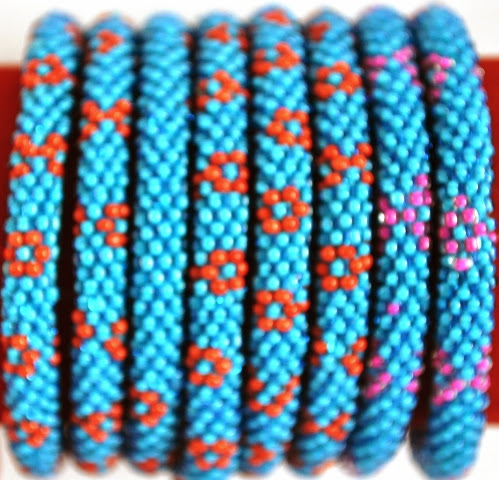 Roll on Bracelets
