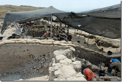 Gezer excavations, tb062806971