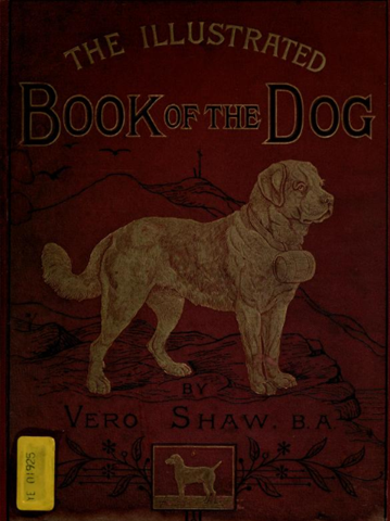 book of thr dog