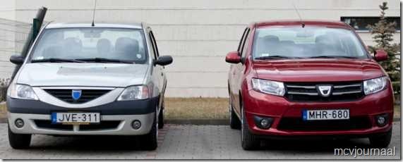 Dacia Logan Sedan test 03