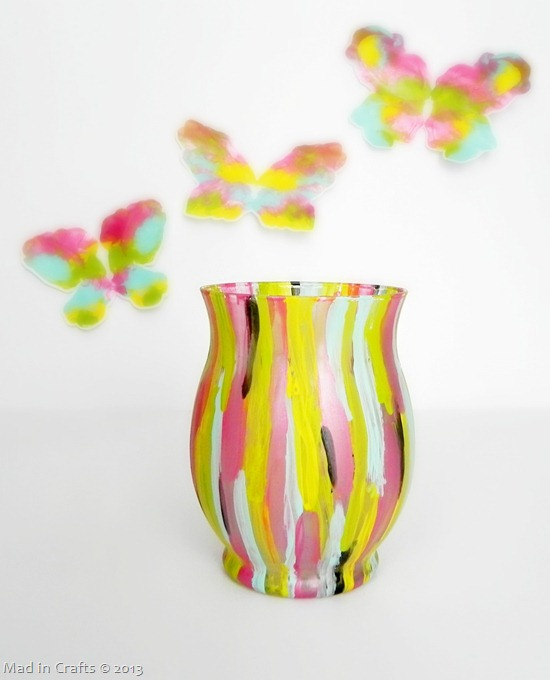 Prabal Gurung Inspired Vase