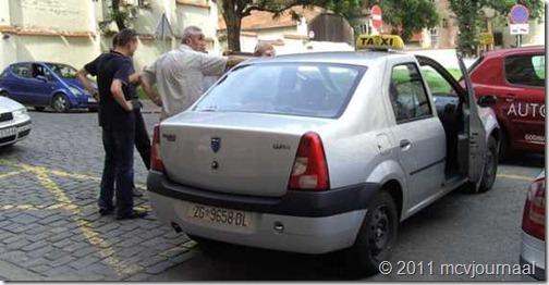 Dacia Sandero Caravan 09