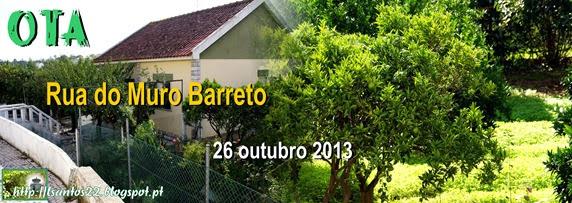OTA - Rua do Muro Barreto - 26.10.13