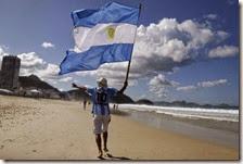 Argentina in default