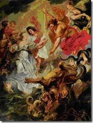 Rubens - A fuga de Paris