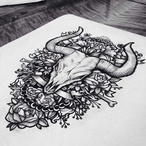 20 Bocetos de tatuajes para inspirarse
