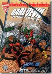 P00020 - Biblioteca Marvel - Daredevil #20