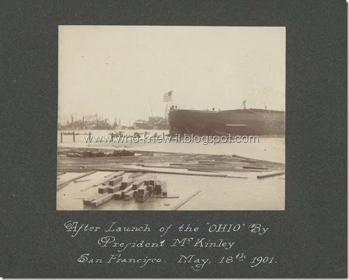 Launch of Ohio