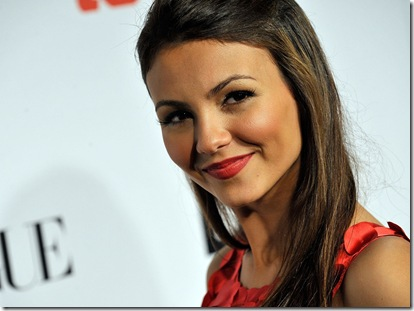 Victoria Justice  American actress-singer-songwriter