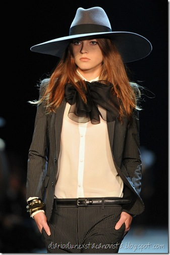 Saint Laurent Spring 2013 collection