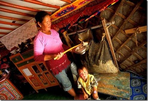 Mongolia - Deserto dei Gobi