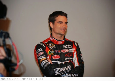 'JeffGordonDrive2EndHunger' photo (c) 2011, Bertho RF1 - license: https://creativecommons.org/licenses/by-sa/2.0/