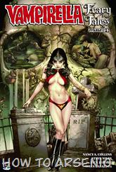 Actualización 03/03/2015: Vampirella: Feary Tales #4 y #5 traducido por Zur y maquetado por Evademetal, finalizando esta miniserie.