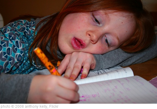 'homework.' photo (c) 2008, anthony kelly - license: http://creativecommons.org/licenses/by/2.0/