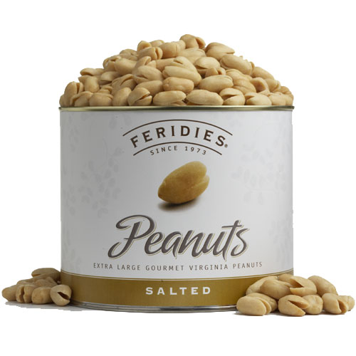 #3. Feridies Virginia Peanuts - these are large, plump and irresistible.