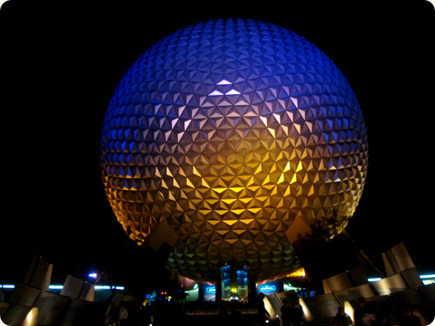 Epcot, Disney, marrocos, japão, china, japan, italy, itália, alemanha, german, eua, usa, mary poppins, branca de neve, snow white, bela, beauty, globo, globe, spaceship earth, test track, soarin, honey, i shunk the audience