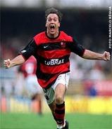 flamengo 3 x 1 vasco - gol do titulo do campeonato carioca de 2001 - falta bem batida (cobrada) pelo servio petkovic - pet camisa 10 do flamengo - witianblog