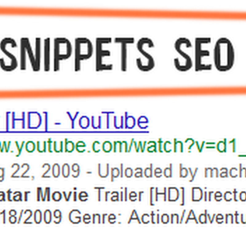 How To Show Rich Snippet Video Previews in Search Results?
