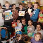 Voorlezen in de kleuterschool door 5A