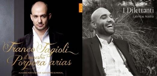 CD REVIEW: IL MAESTRO - PORPORA ARIAS (Naïve V 5369) & I DILETTANTI (Aparté AP093)