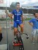 život dráhového cyklisty ve Švýcarsku