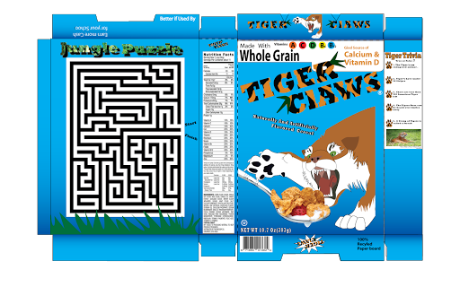 cereal book report instructions This cereal box book report activities & project is suitable for 3rd - 8th grade what is is about cereal boxes that draws consumers in tap into the effective marketing of cereal boxes and apply those elements to a book report.
