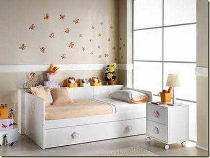 muebles para dormitorios de niños