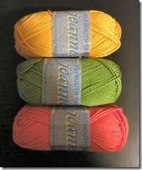 Jeanne Worsted