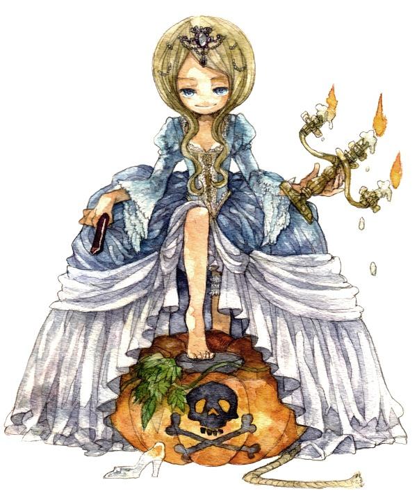 Fairy Tail Battle Royal - Cinderella
