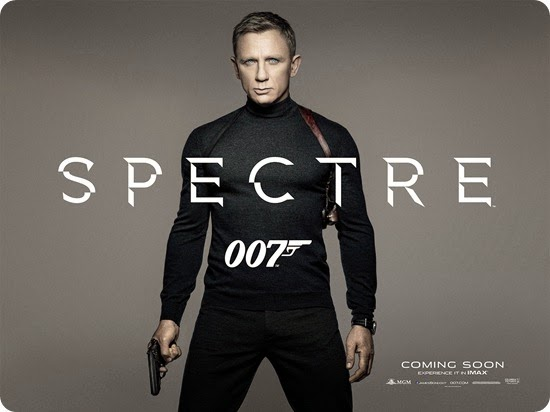 007 Spectre Teaser March 17