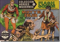 P00015 - Heroes Modernos Serie B