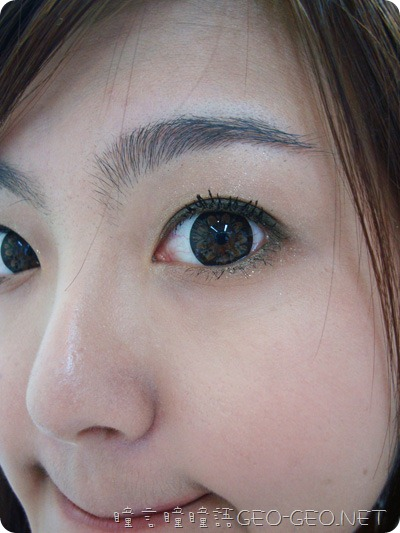 GEO隱形眼鏡WT-C24可可愛美人咖