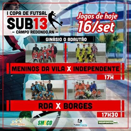 I COPA SUB13 2014 16.09