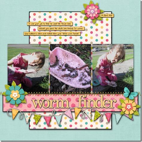 Worm Finder