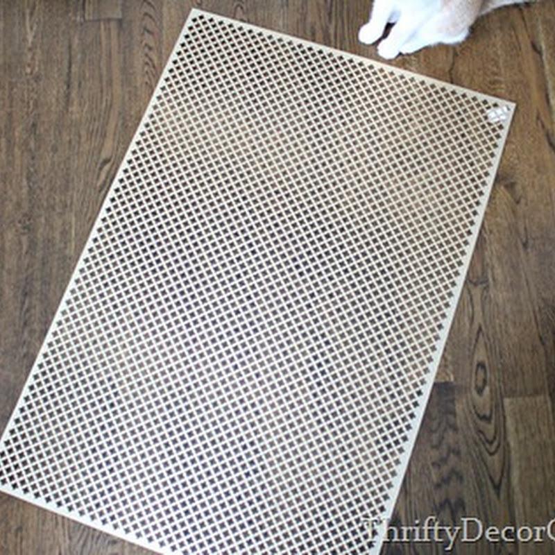 Metal sheeting candleholders