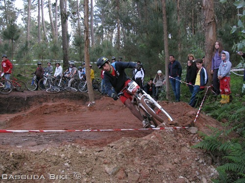 Vigo Bike Contest 2012. Pump Track. 1ª Manga.