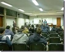 participação alunos