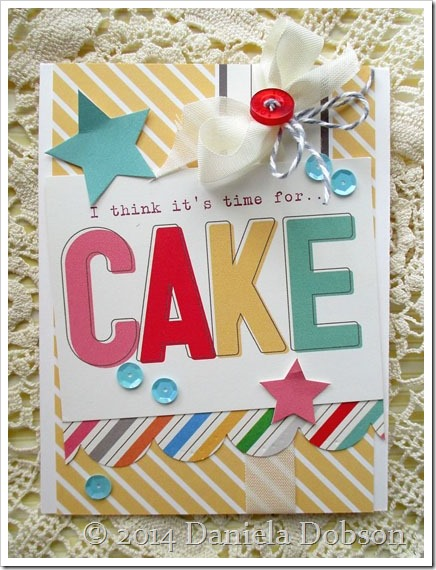 Cake by Daniela Dobson