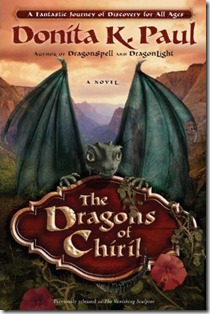 The Dragons of Chiril Cover