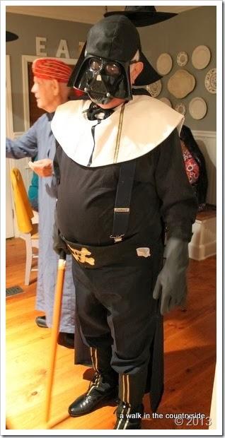 darth vadar costume for halloween