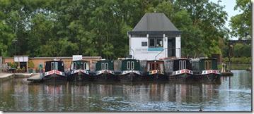 4 hire boats wootton wawen