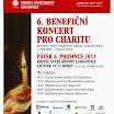 2013 - Benefiční koncert pro charitu Luhačovice