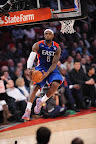 lebron james nba 130217 all star houston 32 game 2013 NBA All Star: LeBron Sets 3 pointer Mark, but West Wins