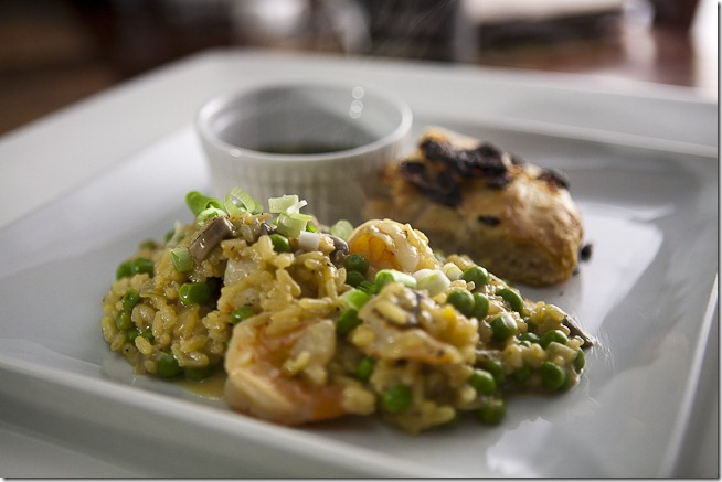 Shrimp Risotto-5