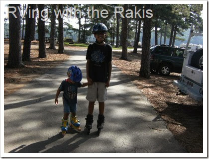 Campground Review - Allatoona Landing Marina Resort, Emerson, Georgia - RVing with the Rakis