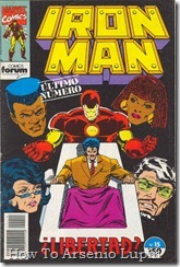 P00123 - El Invencible Iron Man #248