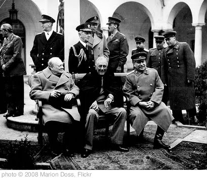 'Conference of the Big Three at Yalta' photo (c) 2008, Marion Doss - license: http://creativecommons.org/licenses/by-sa/2.0/